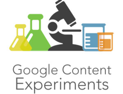 Free Landing Page Split Testing With Google Content Experiments